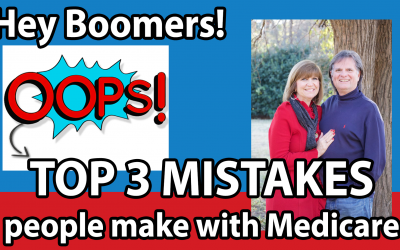 The Top 3 Mistakes People Make with Medicare