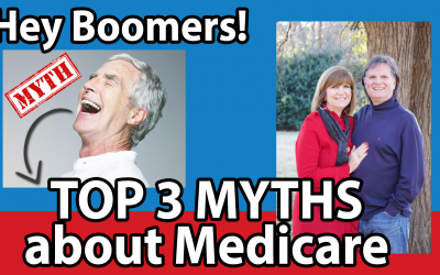 Top 3 Myths about Medicare